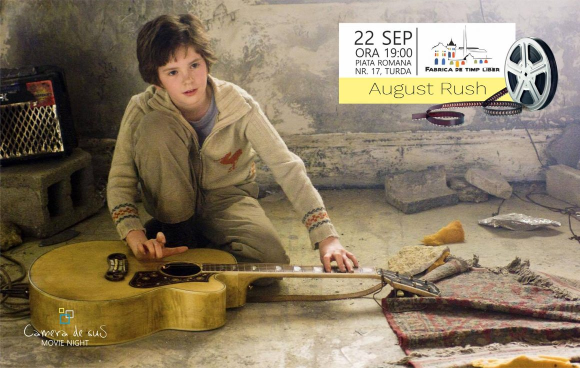 Seară de film: August Rush